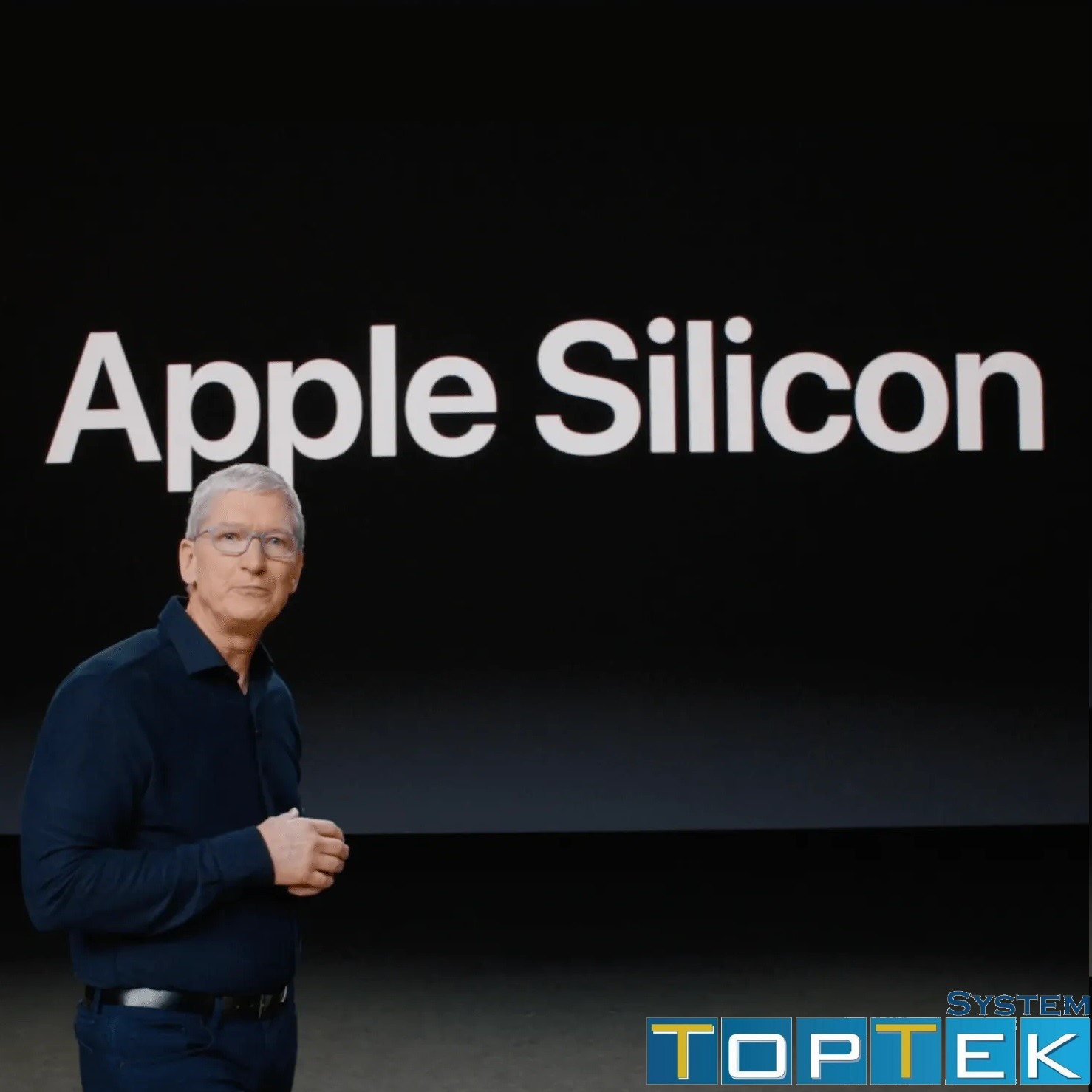 Toptek Applesilicon