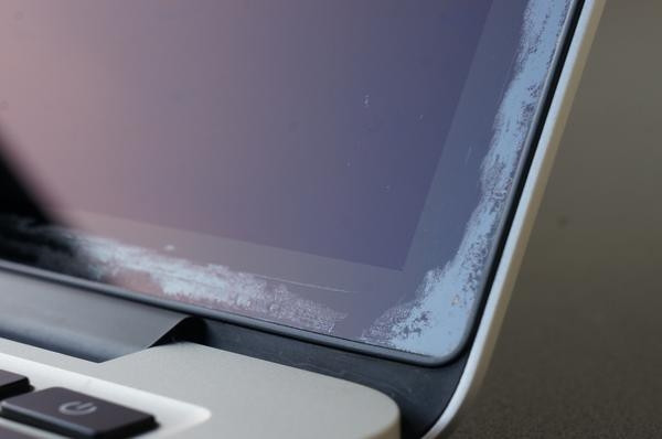 Macbook Pro Anti Reflective Wearing Off