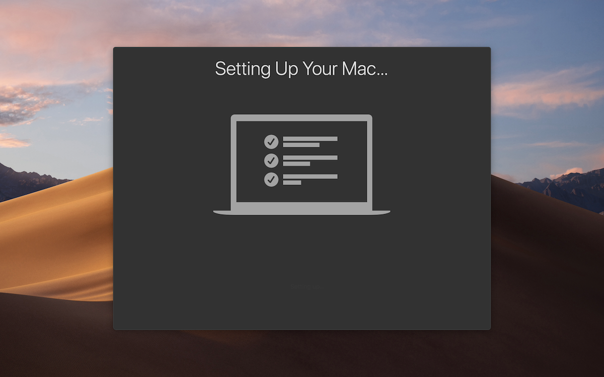 Toptek Setup Macbook
