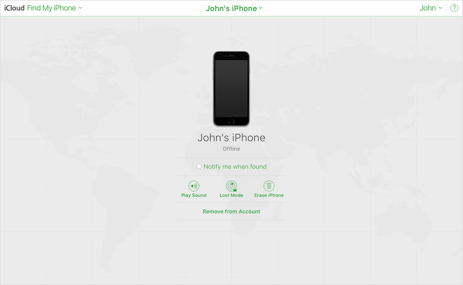 How To Remove A Device From Find My Iphone On Icloud Com Top Tek System