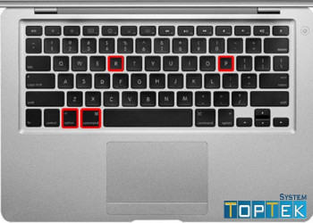 Toptek Reset Pram Mac