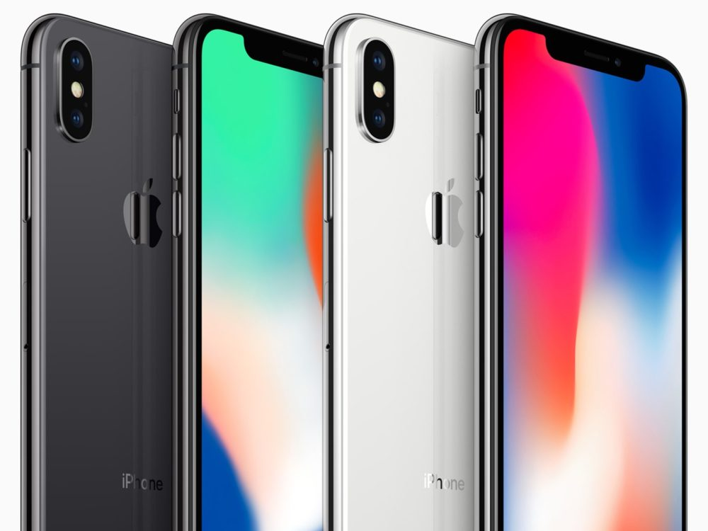 Iphone X Colors Apple Art 1000x750